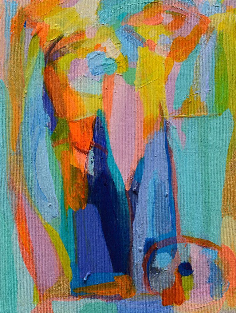 Espacios Develados I - Gabriela Tolomei