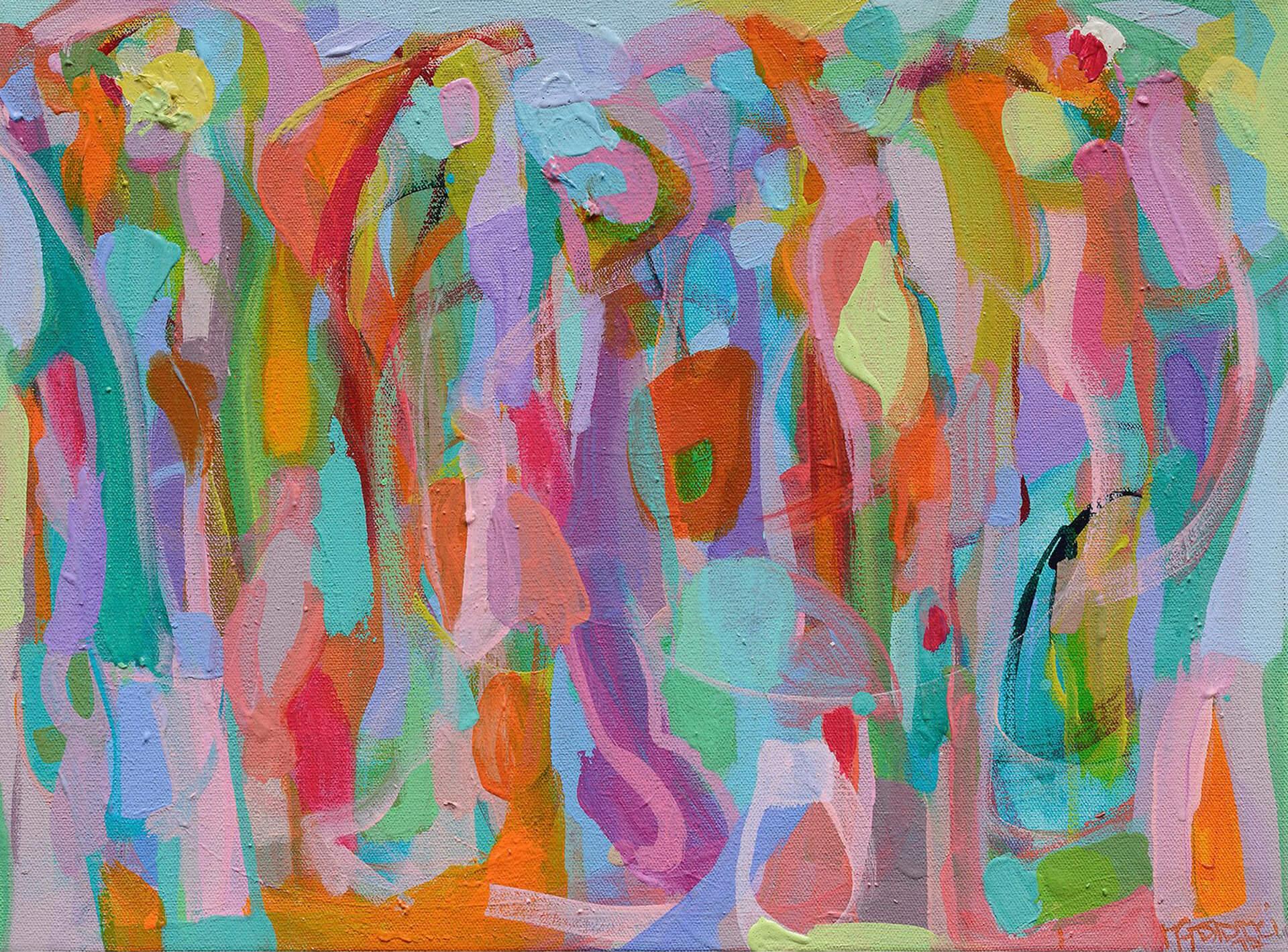 Los Jardines del Eden - Gabriela Tolomei