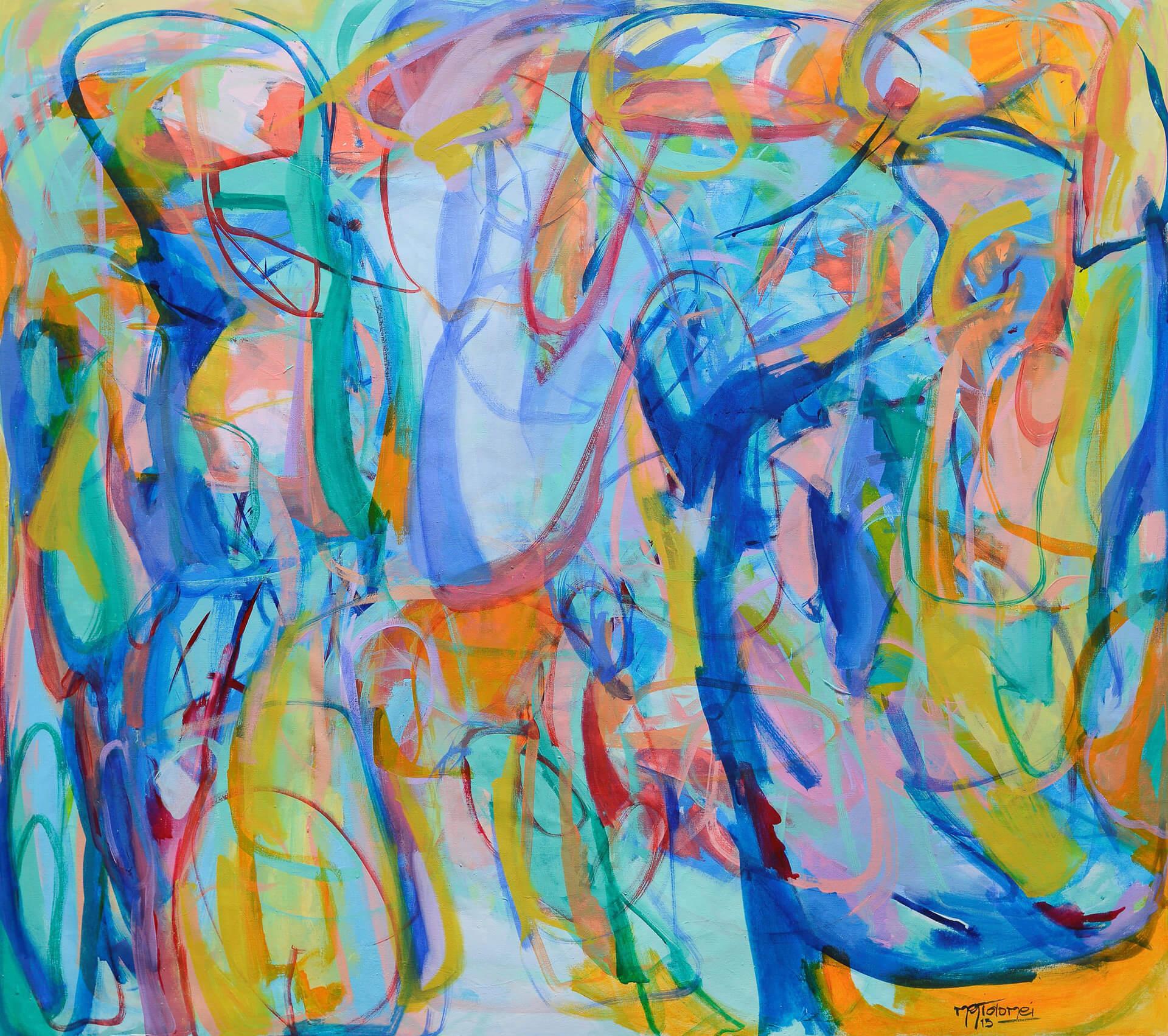 Sanar en azul