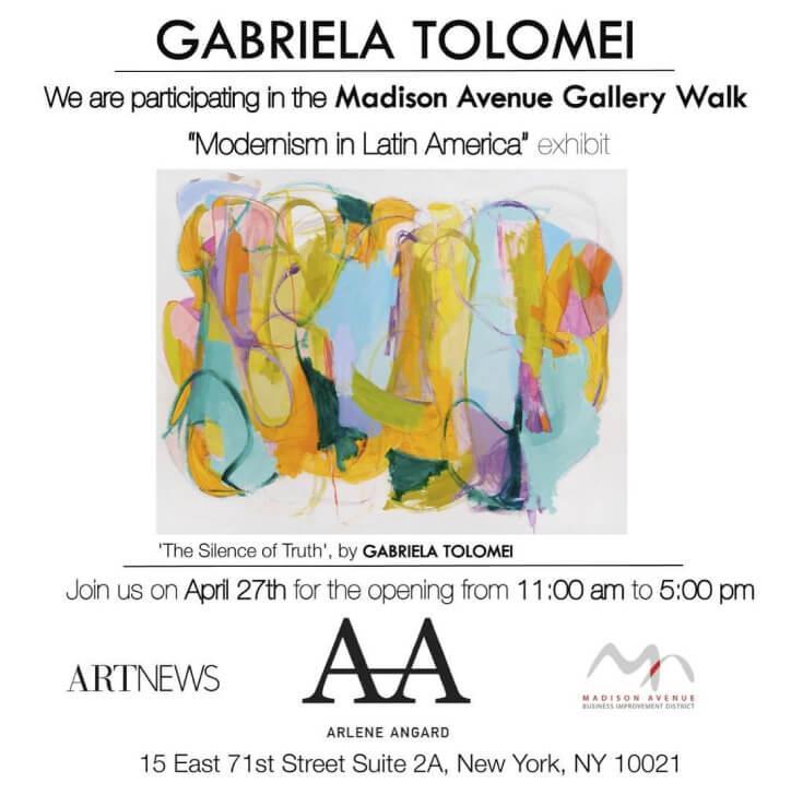 Gabriela Tolomei - Exhibition