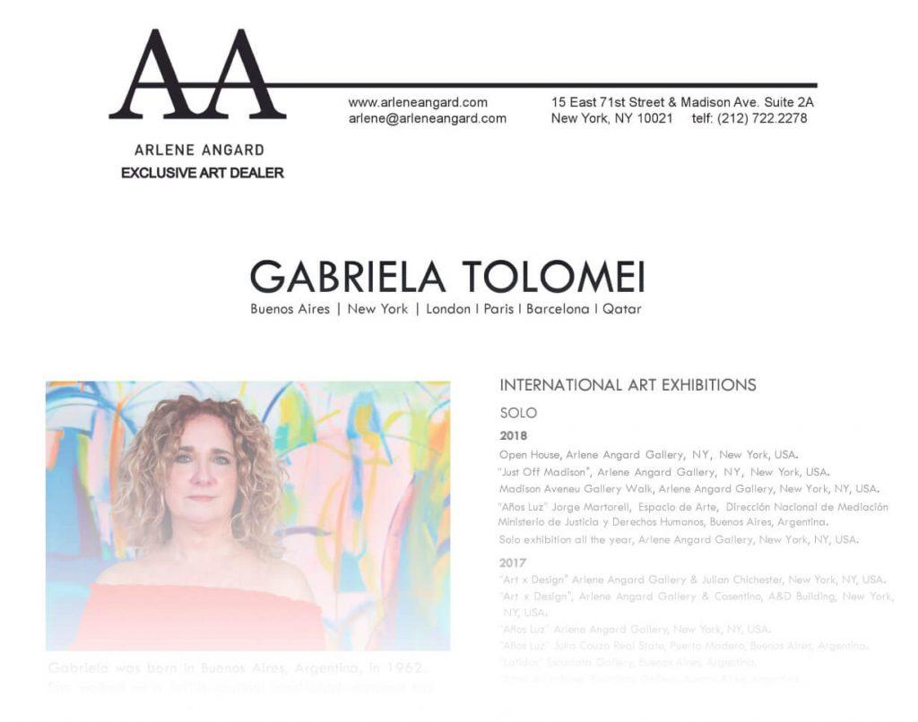 Gabriela Tolomei - Path